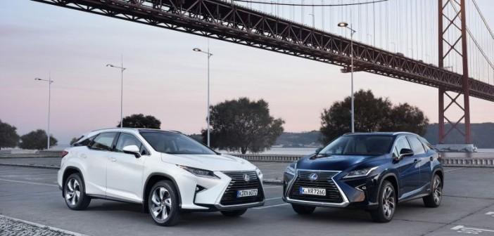 Lexus'ta SUV'un payı yüzde 60'a yükseldi