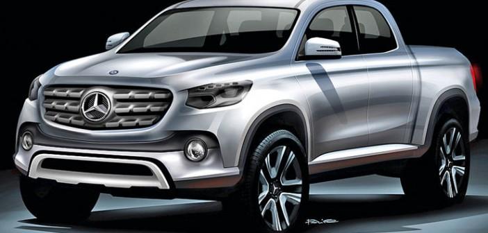 Mercedes X Sınıfı gün sayıyor