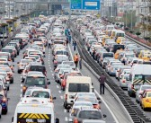 Bin kişiye otomobilde başkent lider