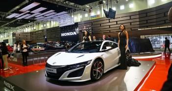 Otomobilport.com.tr.Autoshow.Honda NSX