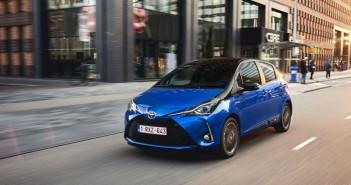 Yeni Toyota Yaris 53 bin TL'ye bayilerde