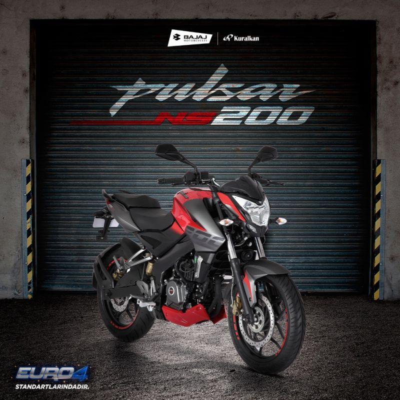 Otomobilport.com.tr.Bajaj Pulsar NS200