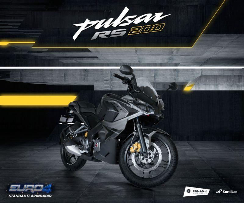 Otomobilport.com.tr.Bajaj Pulsar RS200