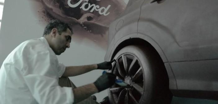 Otomobilport.com.tr.Ford.Kuga.Heykel.cikolata.1