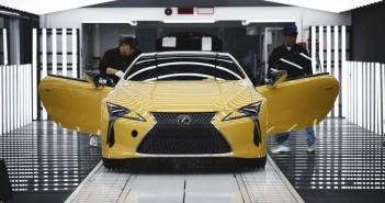 Otomobilport.com.tr.Lexus LC uretim.fabrika.2