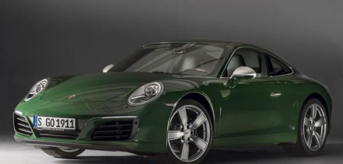 Porsche 911 1 milyon dedi