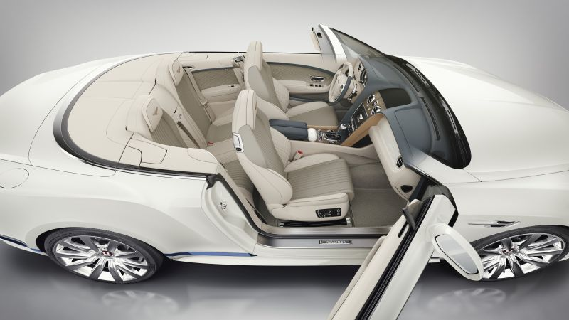 Otomobilport.com.tr.Bentley.Mulliner GT Convertible V8 Galene Edition - Interior