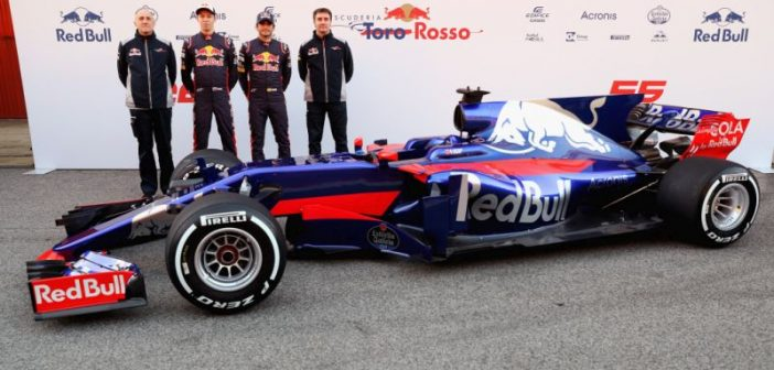 Scuderia Toro Rosso'ya F1 motoru Honda'dan
