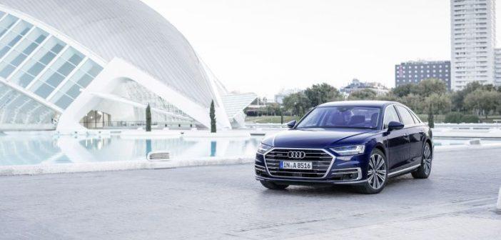 Otonom Audi A8 ilk çeyrekte Türkiye'de