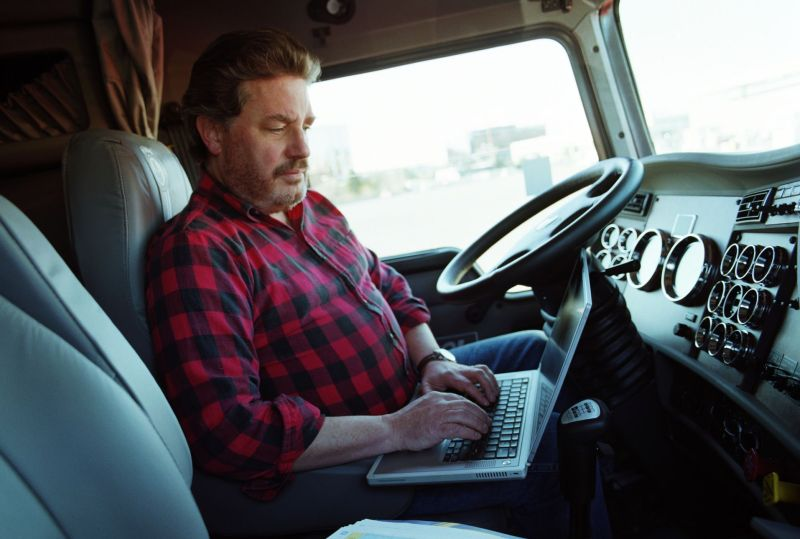 Truck driver dating texas male 45