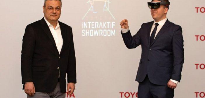 Toyota İnteraktif Showroom'a ödül