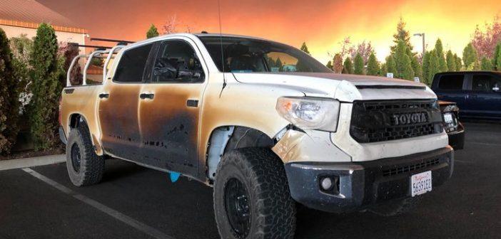 Toyota yanan Tundra'nın yenisini verdi