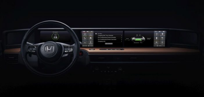 Honda, Urban EV'nin içi göründü