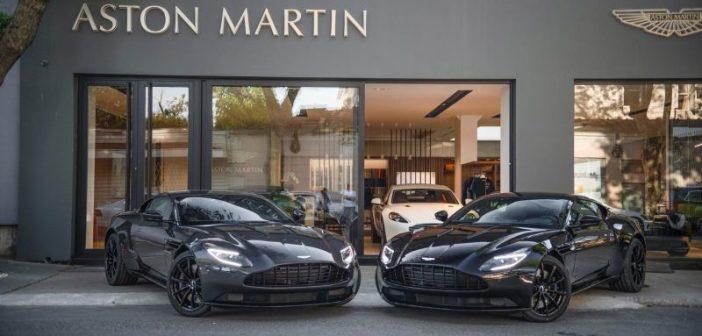 4.3 milyon TL'lik Aston satışta