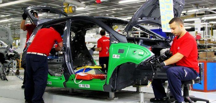 Hyundai de üretimi durdurdu