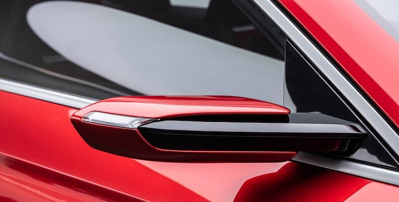 TOGG tarafından 2022'de satışa sunulacak elektrikli SUV'da da kamera sistemlerini sahip dikiz aynalarının isteğe bağlı olarak sunulması planlanıyor.
